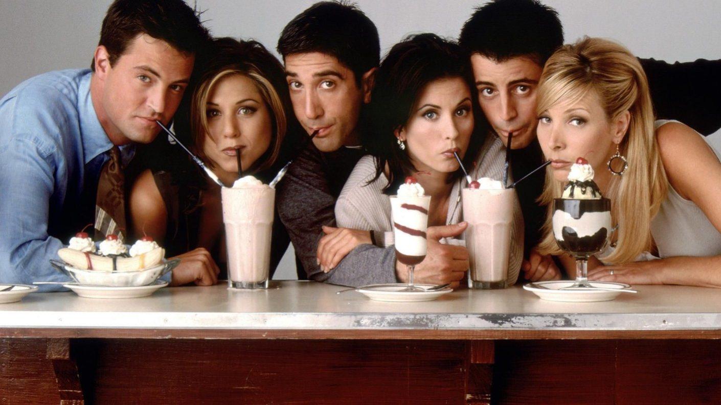 Es oficial: Netflix pasará Friends por 6 meses más antes de irse a HBO