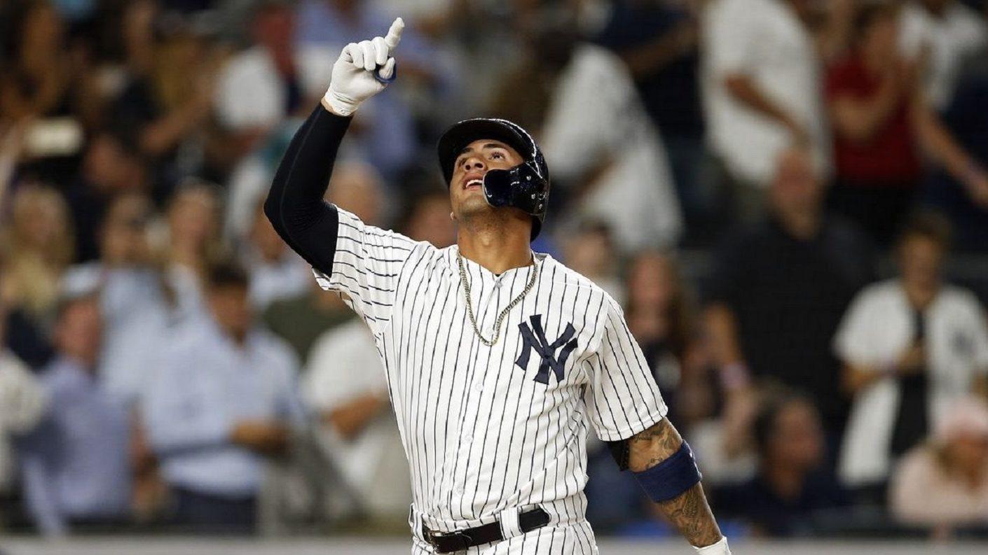 Gleyber Torres iguala récord en los Yankees