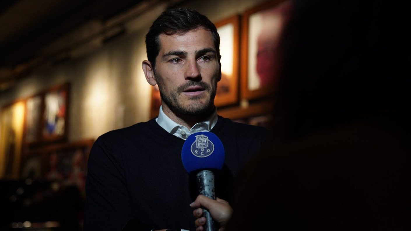 Iker Casillas cuelga los tacos para ser directivo