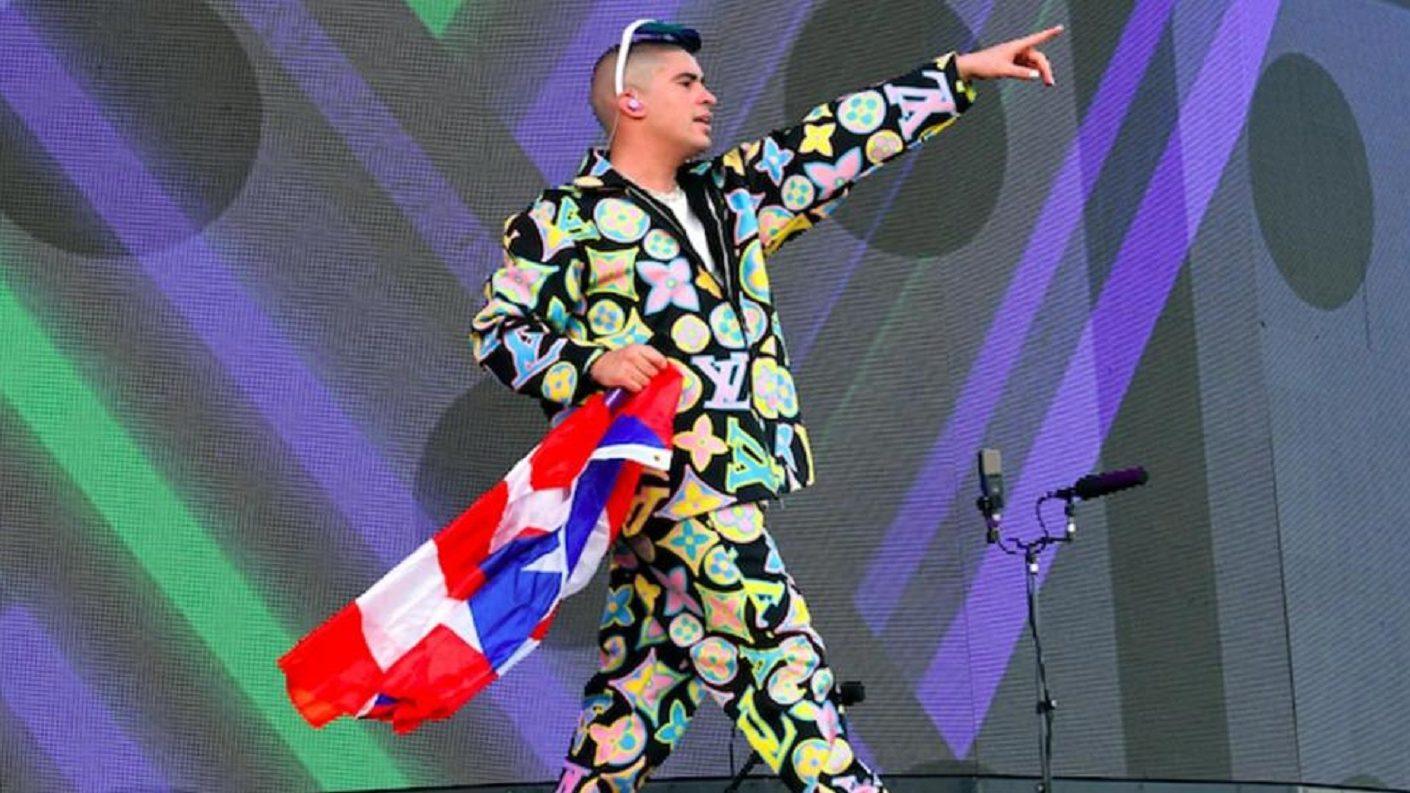 Bad Bunny pone pausa a su carrera para unirse a las protestas de Puerto Rico
