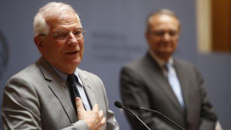 Cambios en la UE: Josep Borrell es el jefe de la diplomacia europea