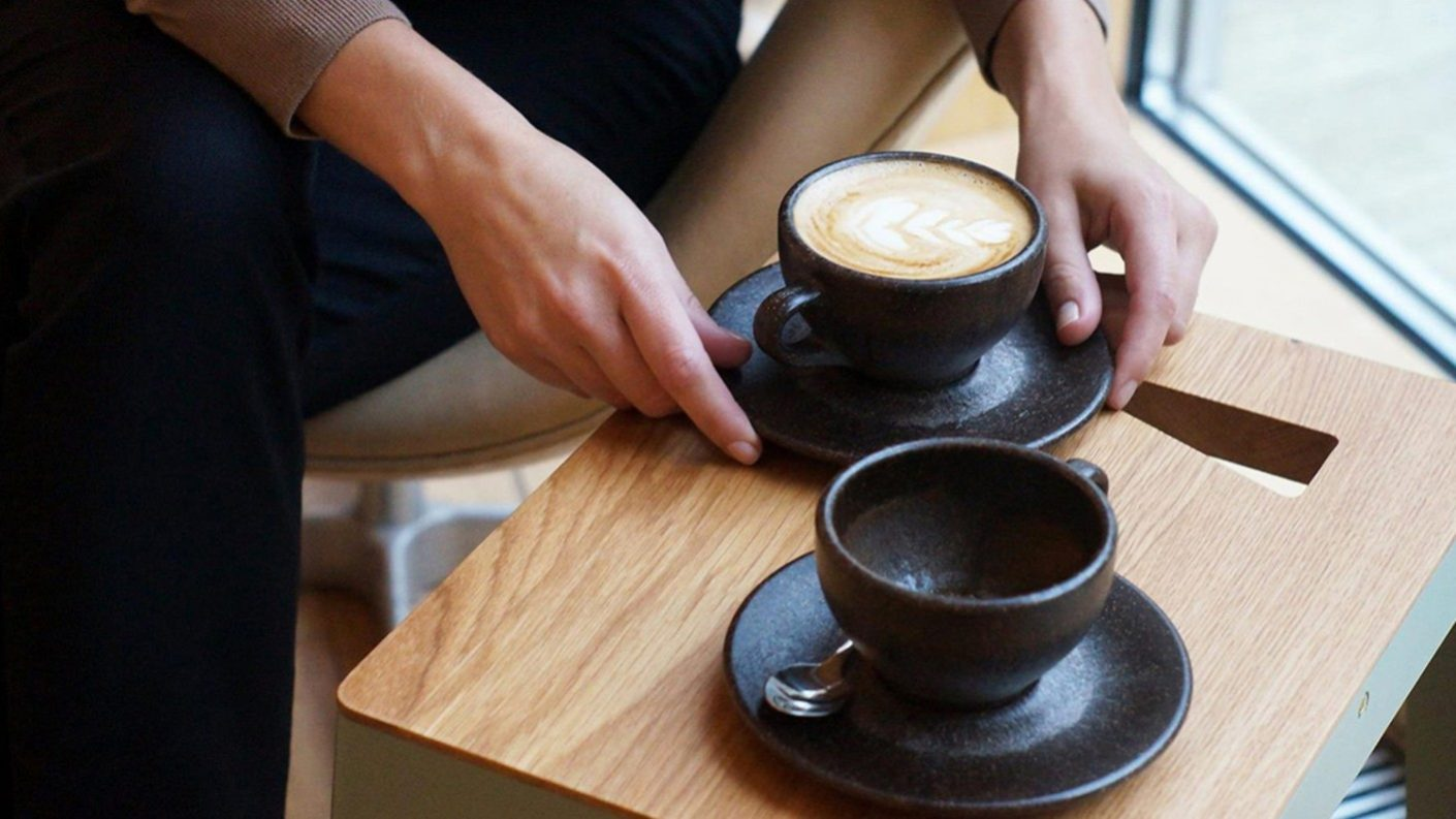 En Alemania hacen tazas de café… de café