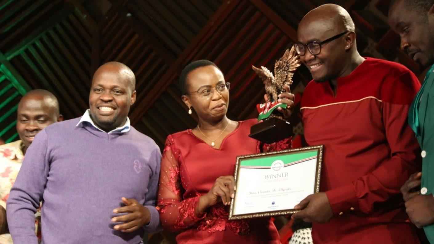 En Kenia realizaron un reality show para elegir a una mujer como presidente