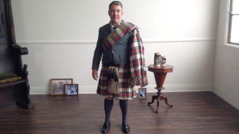 ¿Sabes qué es el kilt, de dónde viene y cómo se usa?