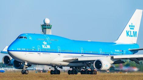 KLM India se disculpa por tuit que decía qué asientos son más peligrosos en un avión
