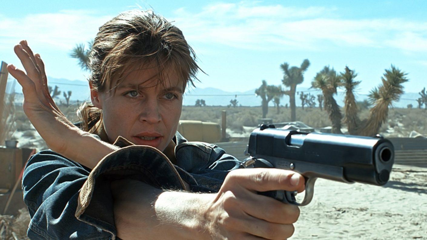 Linda Hamilton ve a Sarah Connor como una especie de reto en nueva entrega de Terminator