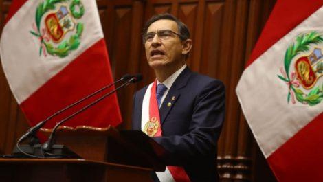 Perú Martín Vizcarra