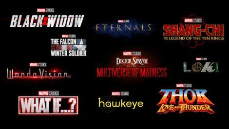 Confirmado calendario de películas de MCU con nuevos personajes y series