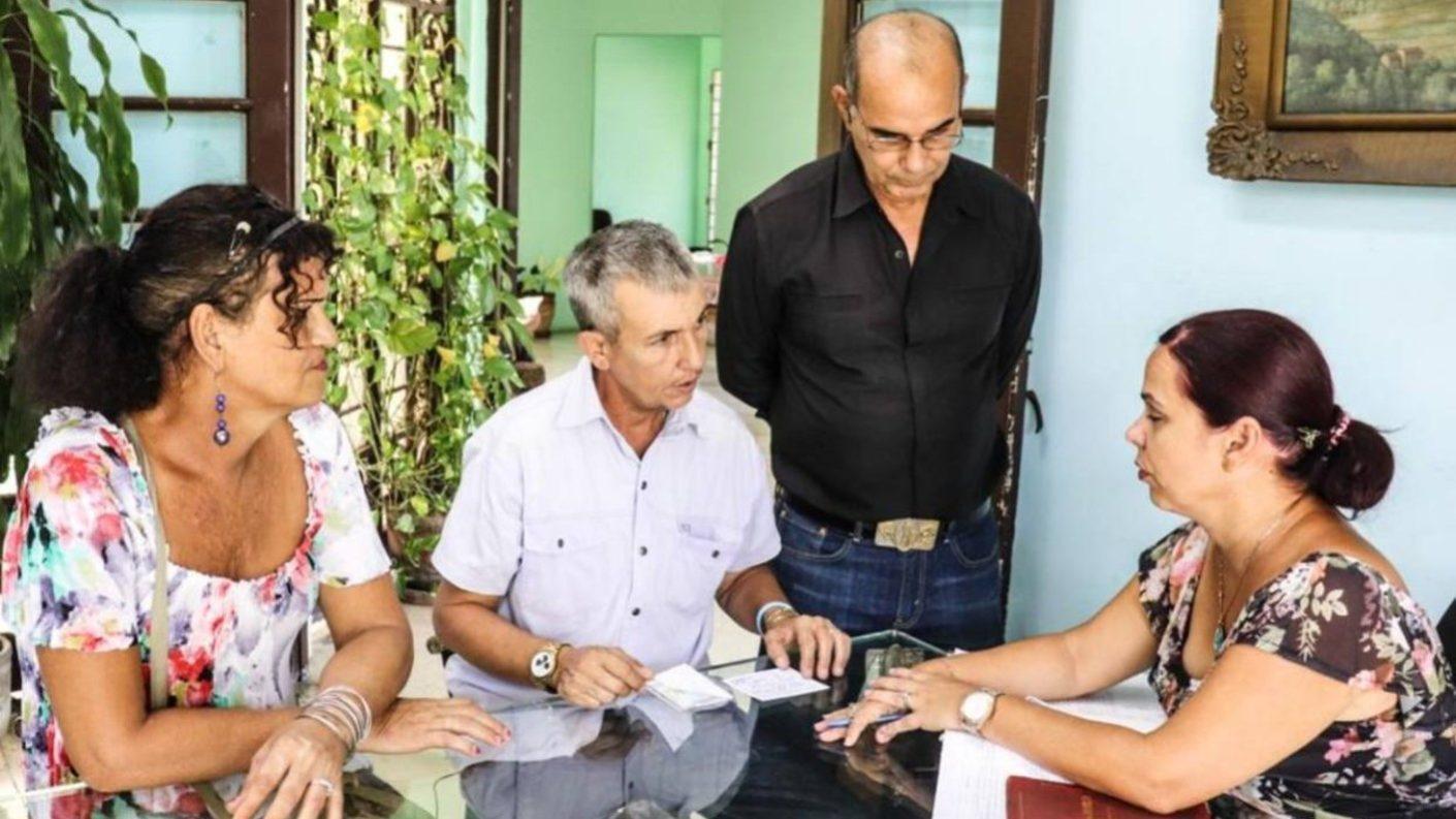 Primera pareja de transgéneros se pudo casar en Cuba