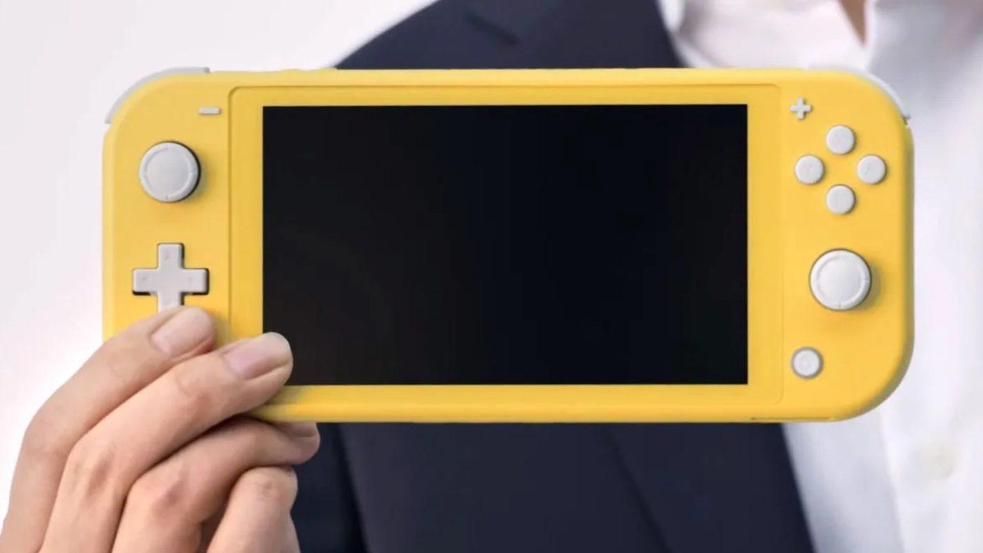 La Nintendo Switch Lite se hace realidad y a un precio accesible