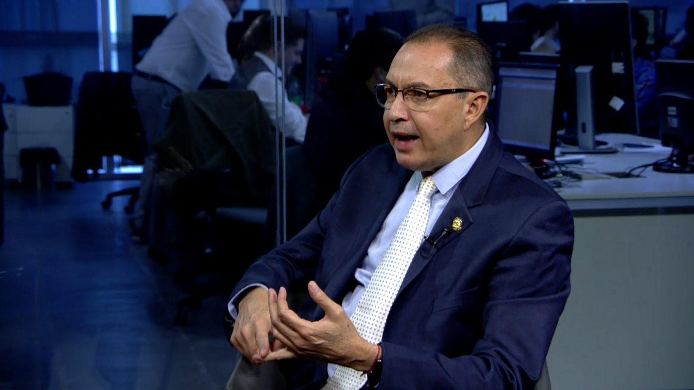 Richard Blanco desde el exilio pide intervención de la DEA en Venezuela