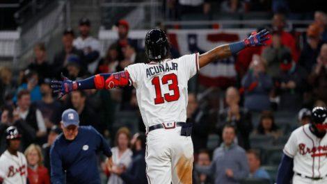 ¡Histórico! Acuña Jr. llegó a los 40 jonrones en la MLB