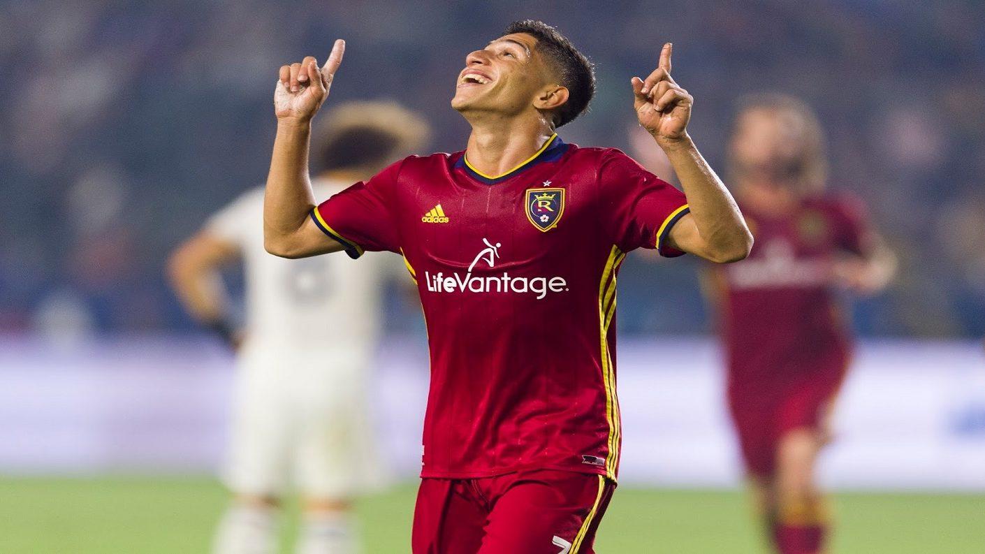 Savarino el mejor de la semana en la MLS