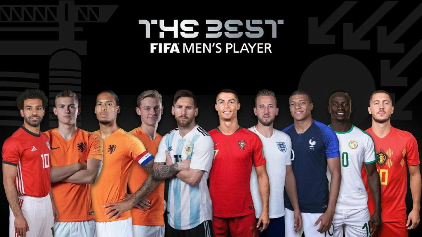 Conoce los nominados al premio The Best de la FIFA