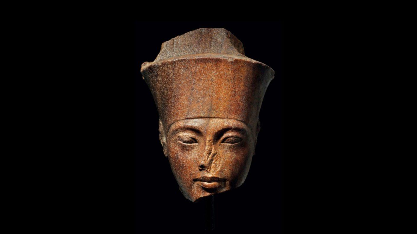Egipto pidió a Interpol que busque busto de Tutankamón vendido