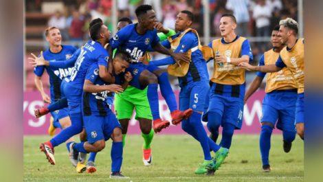 El Zulia derrotó al Sporting Cristal en el «Pachencho» Romero