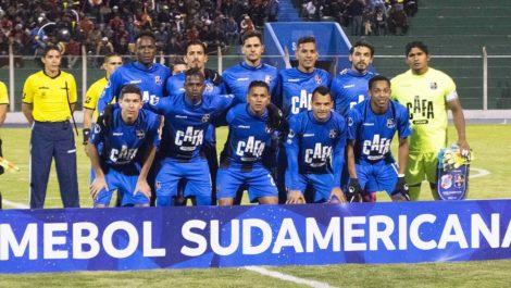 El Zulia FC no tiene visa para poder jugar en Perú
