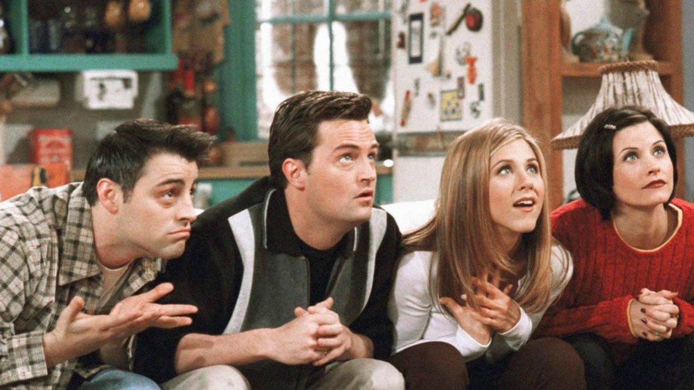 'Friends' se estrenará en la pantalla grande para celebrar su 25º aniversario