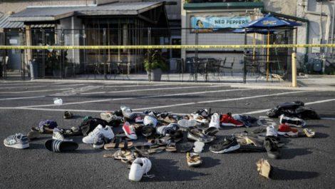 Sigue la pesadilla en EEUU: Nuevo tiroteo en Dayton deja 10 muertos