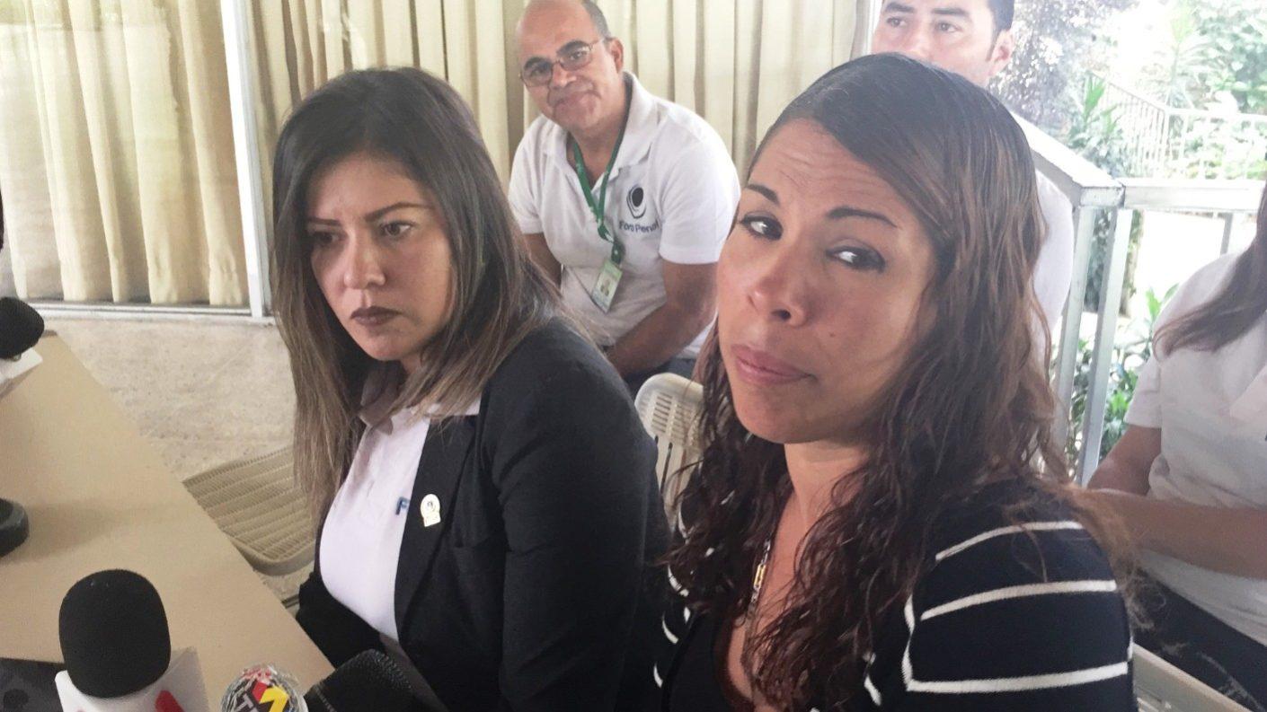 Mamá de Rufo Chacón exige verdadera justicia