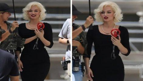 La cubana Ana de Armas encarnará a Marilyn Monroe en la nueva entrega de Netflix