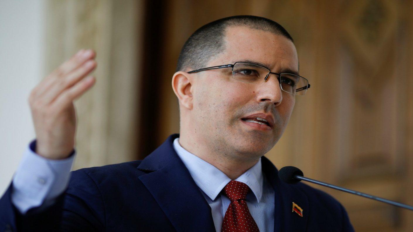 Gobierno: Es un «intento de politización» de EEUU decir que Venezuela es productor de droga