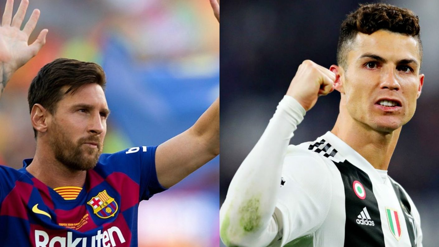 Ronaldo sobre Messi: Yo he ganado la Champions League con clubes diferentes