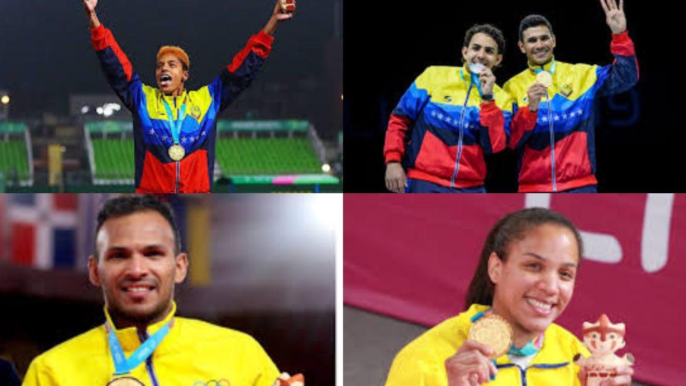 Luego de 40 años Venezuela quedó fuera del top 10 de los Panamericanos