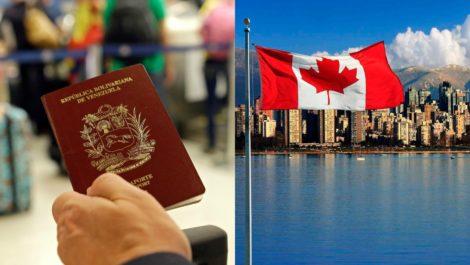 Canadá admite decreto que extiende validez de pasaportes venezolanos