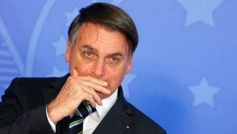 Twitter bloquea vídeos de Bolsonaro sobre el COVID-19