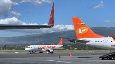Aviones al servicio de Maduro son bloqueados por el Departamento de Estado de los EEUU