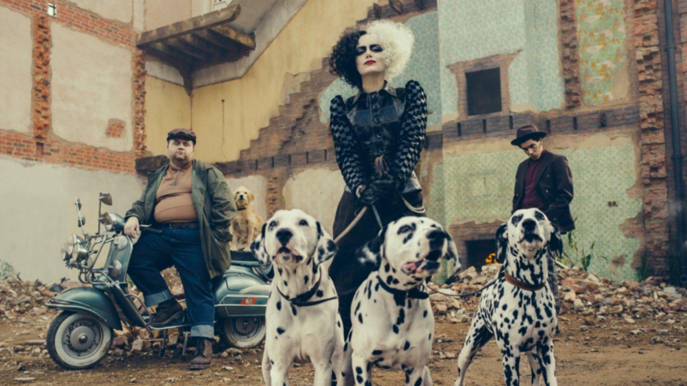 'Cruella de Vil' vuelve y será encarnada por Emma Stone