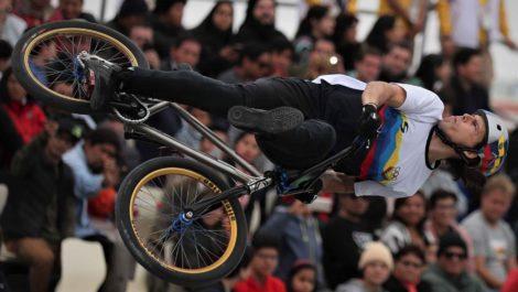 Daniel Dhers ratificó su favoritismo al llevarse el oro en Lima