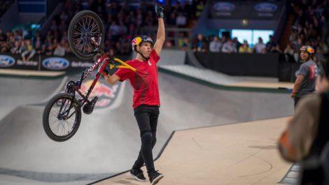 Daniel Dhers: Dominaré la pista en Lima