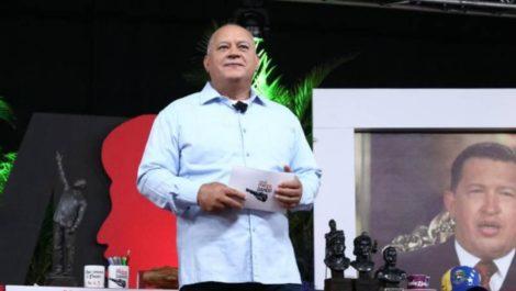 Cabello: Guaidó planea otro golpe de estado