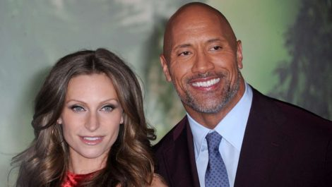 Dwayne «La Roca» Johnson se casó «en secreto» con su pareja