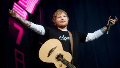Ed Sheeran anunció retiro por al menos un año y medio