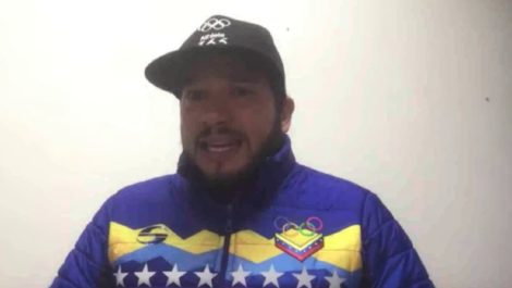 Edilio Centeno dice adiós al deporte mientras el gobierno continúe