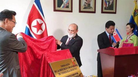 Ahora tenemos embajada en Corea del Norte