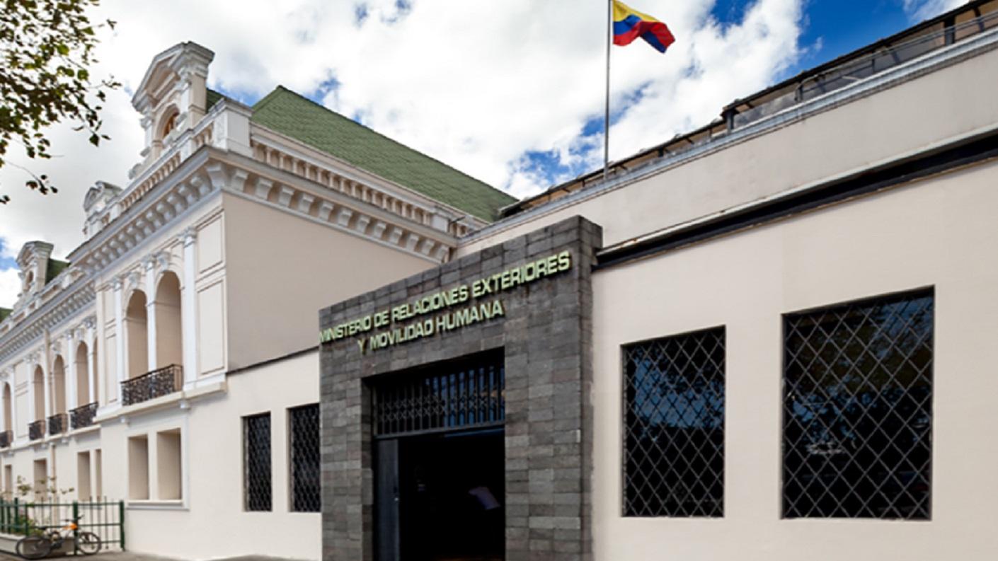 EMBAJADA DE VENEZUELA EN ECUADOR.