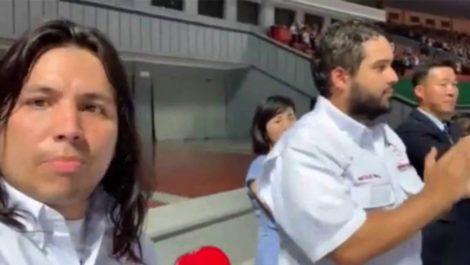 Hijo de Maduro aplaude al régimen de Kim Jong-un en Corea del Norte