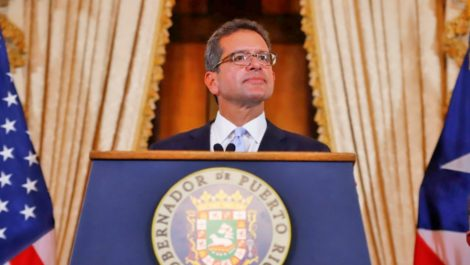 Pedro Pierluisi asume como Gobernador de Puerto Rico tras renuncia de Roselló