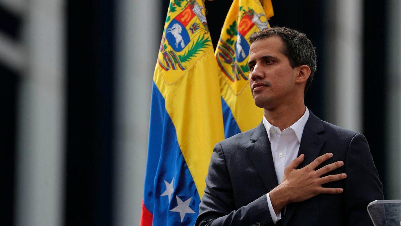 Guaidó no dejará la presidencia interina si termina su mandato en la AN