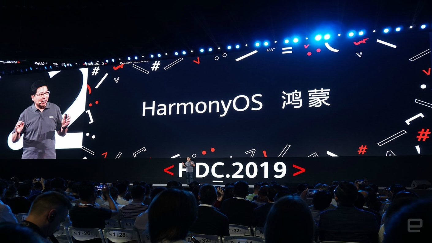 Huawei lanza HarmonyOS para sustituir a Android