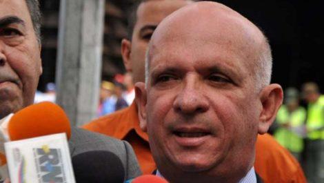 Hugo Carvajal: Rearme de las FARC responde a un plan de Maduro