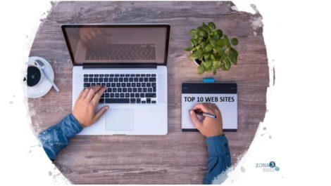 Top 10 de los sitios web más leídos a nivel mundial