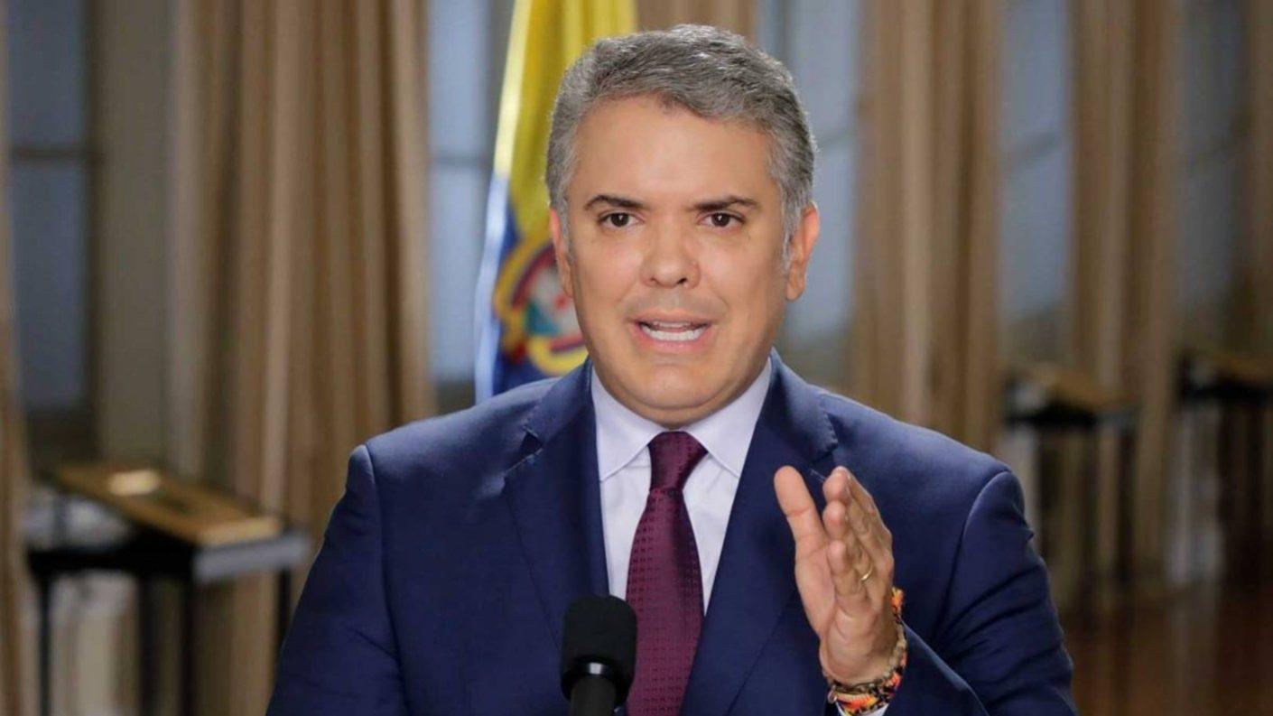 Presidente de Colombia anunció que líder de la guerrilla ELN fue abatido