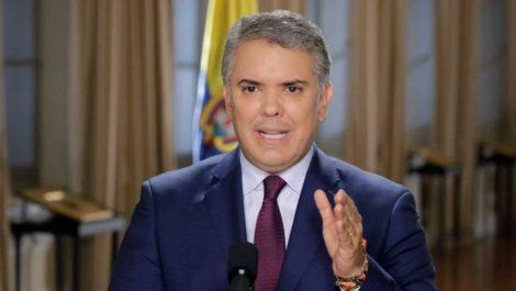 «Colombia no come cuento» dijo Iván Duque tras recibir carta de las FARC