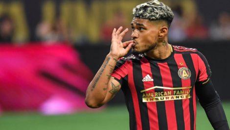 Josef Martínez: Único futbolista en marcar en diez partidos consecutivos en la MLS