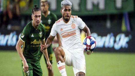Josef Martínez llegó a 11 partidos seguidos gritando gol en la MLS